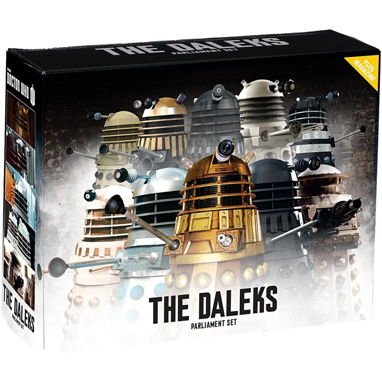Dalek Parliament: Doctor Who Figurine Set 1: Hero Collector - 3