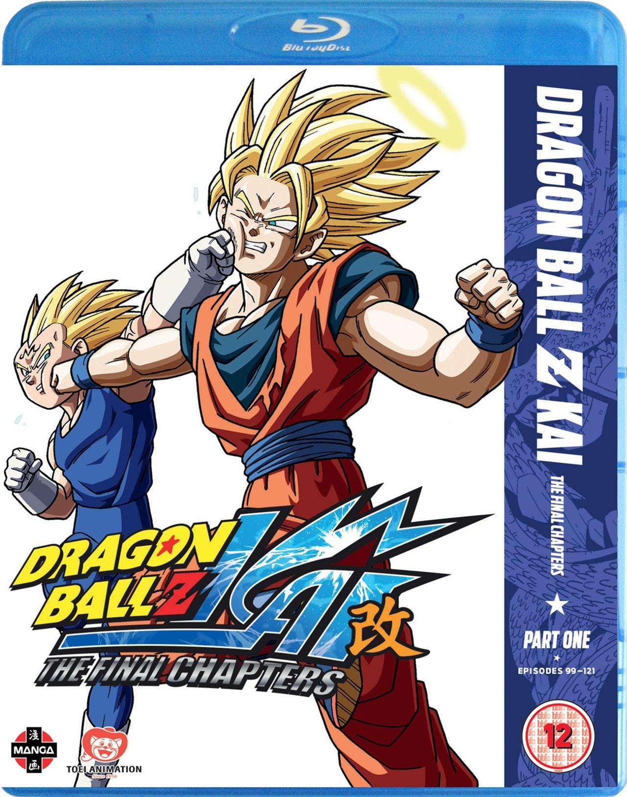 Dragon Ball Z KAI: Final Chapters - Part 1 - 1