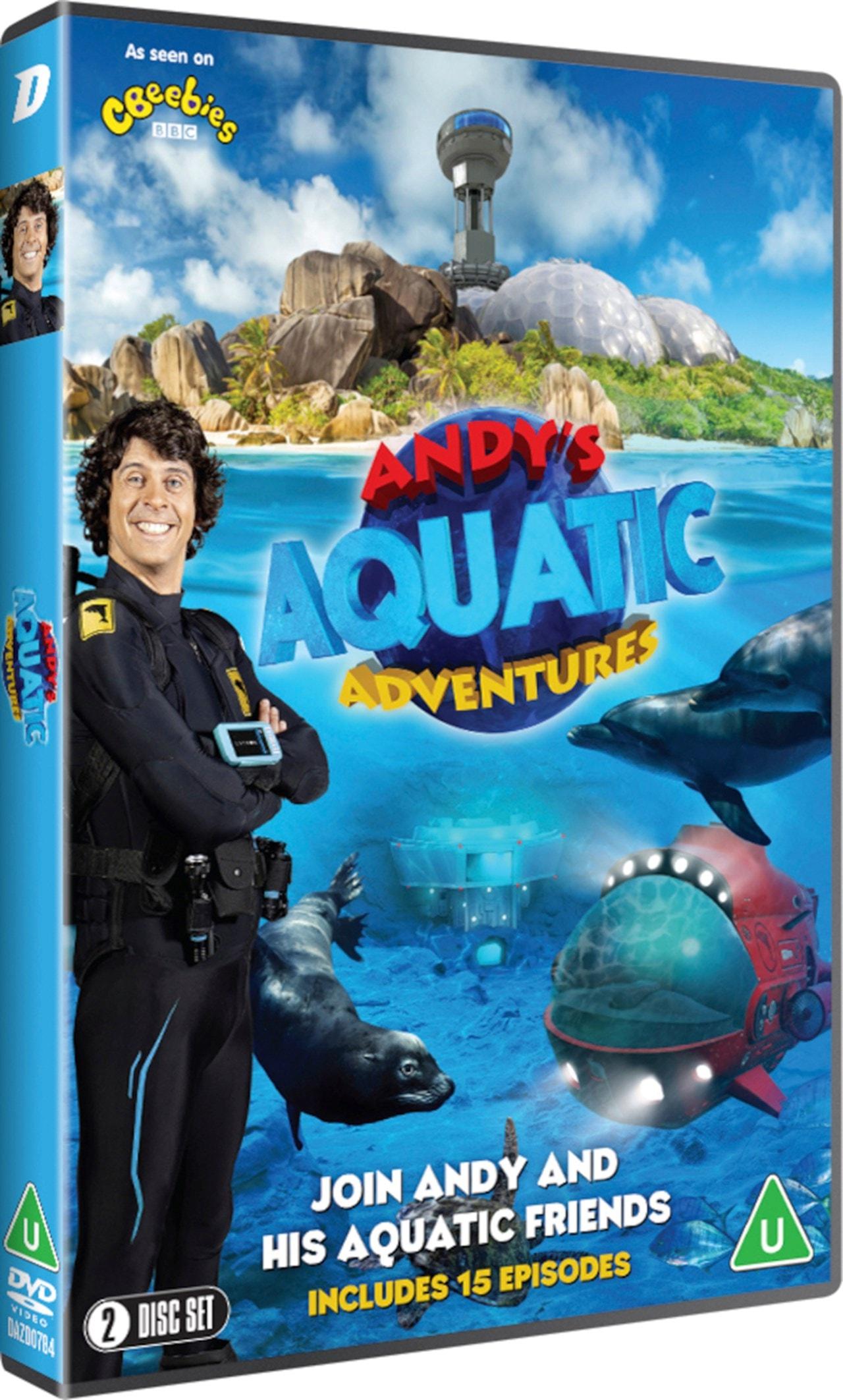 Andy's Aquatic Adventures: Volume 1 - 2