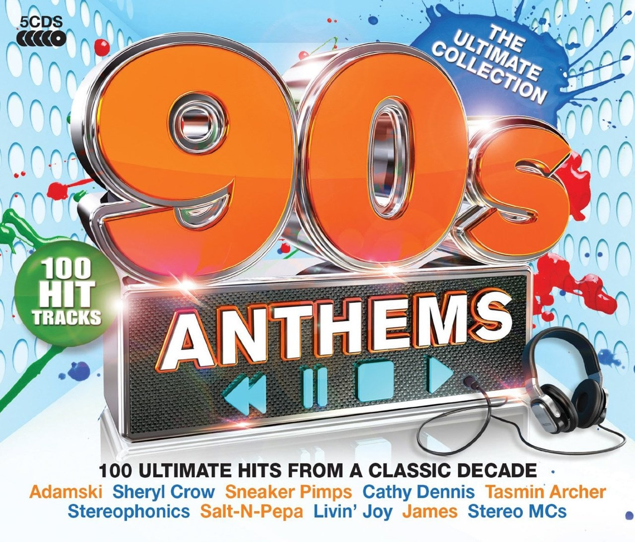 90s Anthems: The Ultimate Collection - 1