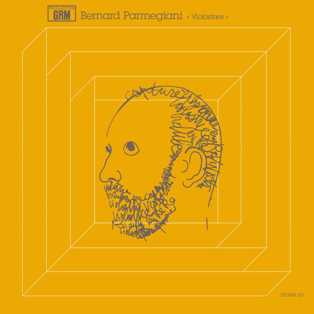 Bernard Parmegiani: Violostries - 1