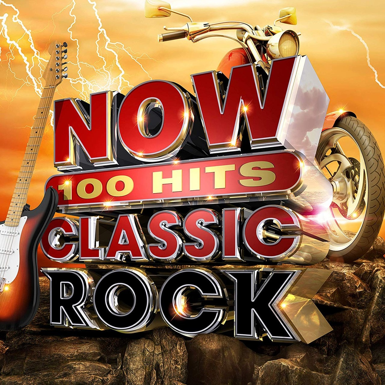 Now 100 Hits: Classic Rock - 1