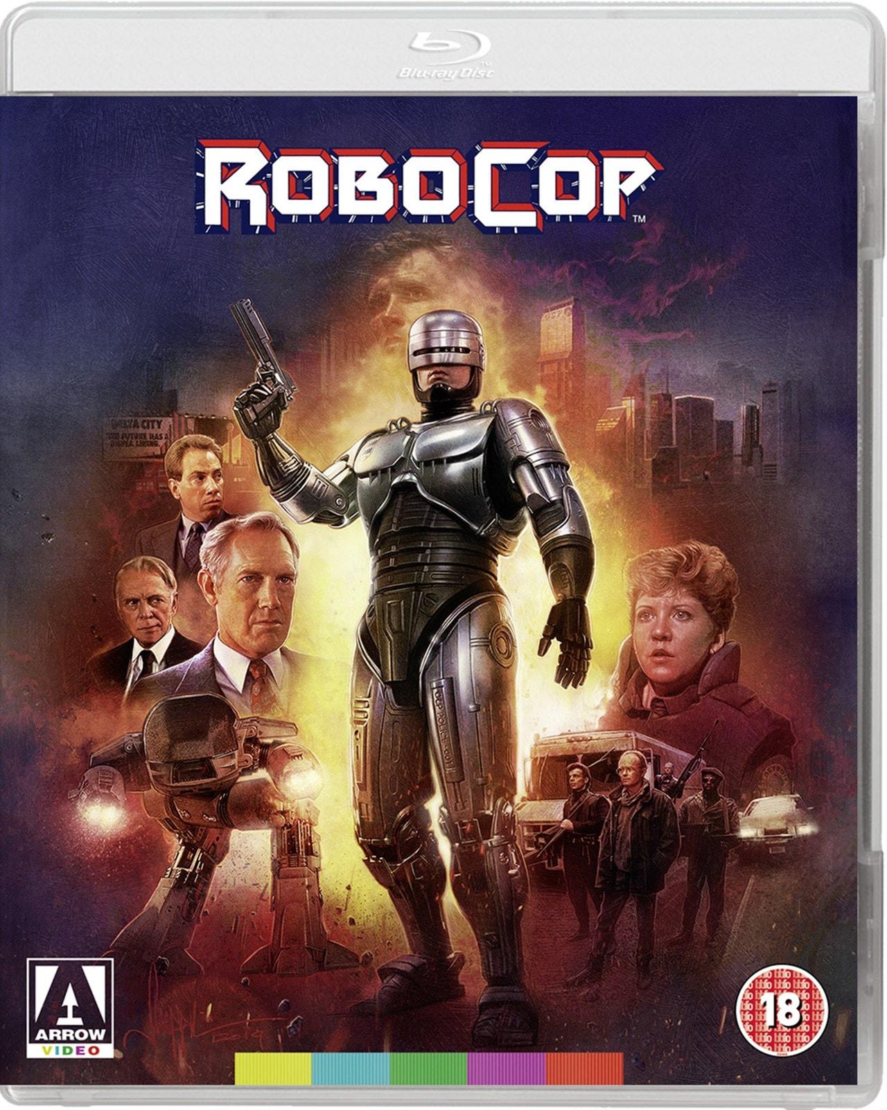 Robocop: The Director's Cut - 1