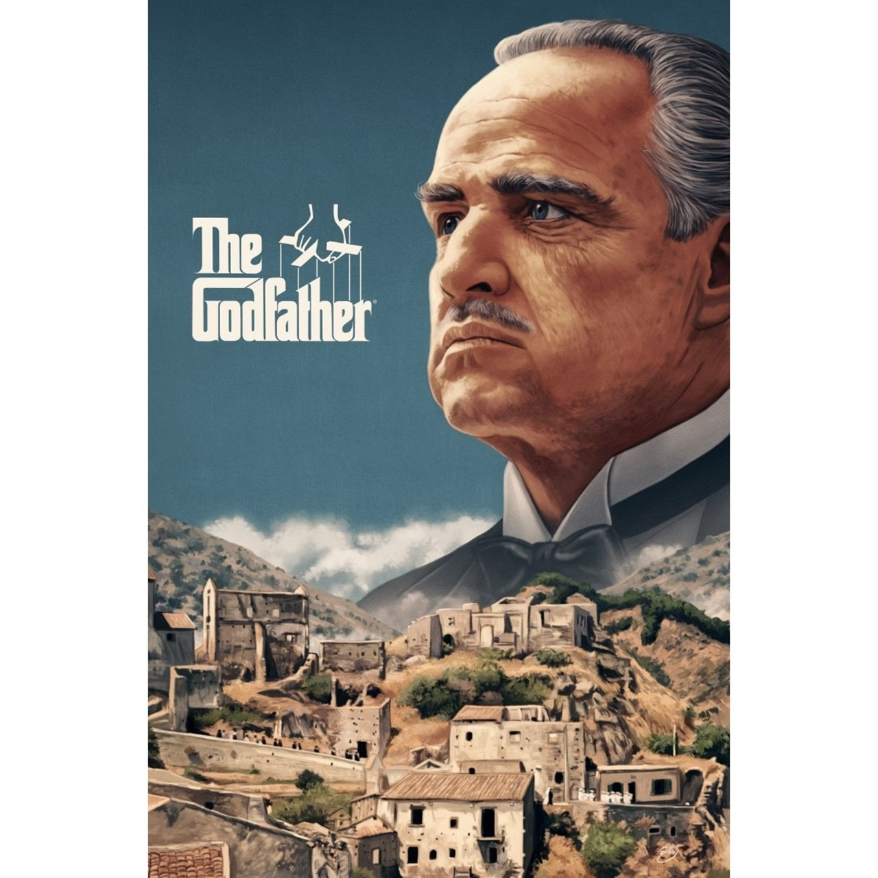 The Godfather: Limited Edition Art Print - 1