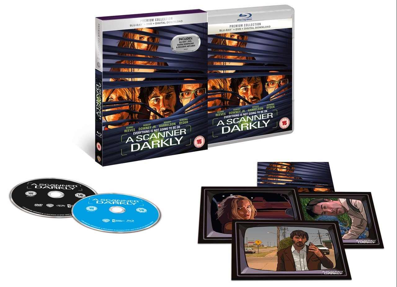 A Scanner Darkly (hmv Exclusive) - The Premium Collection - 3