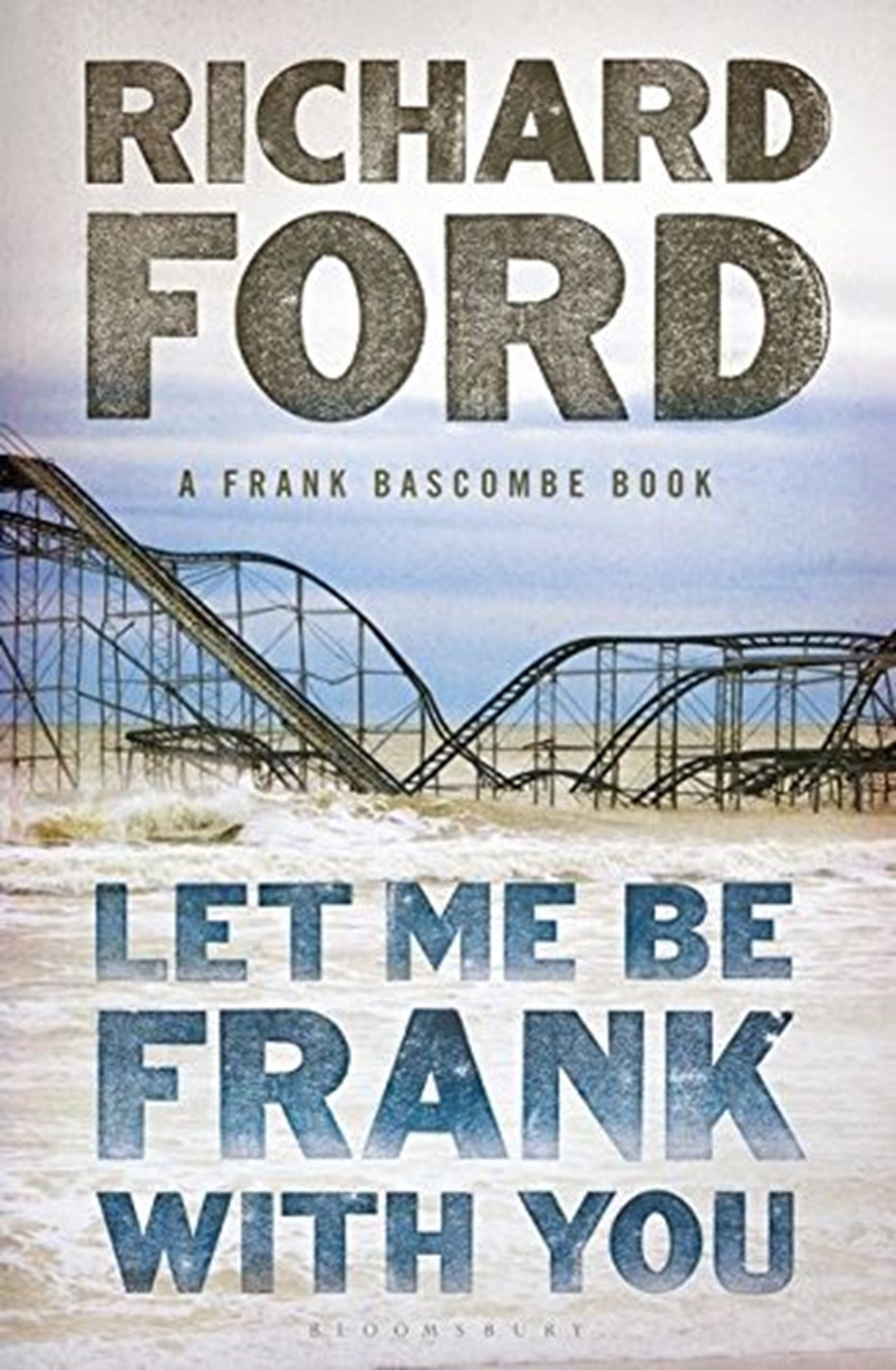 Let Me Be Frank With You - 1