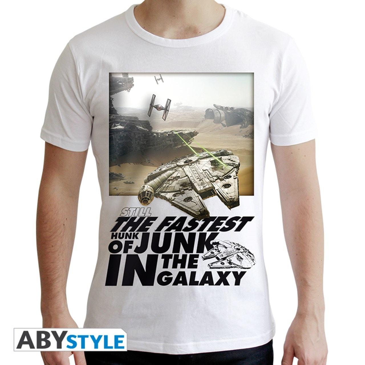 Star Wars: Millenium Falcon (Small) - 1