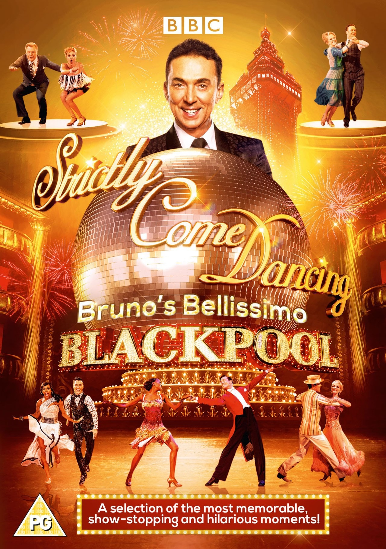 Strictly Come Dancing: Bruno's Bellissimo Blackpool - 1