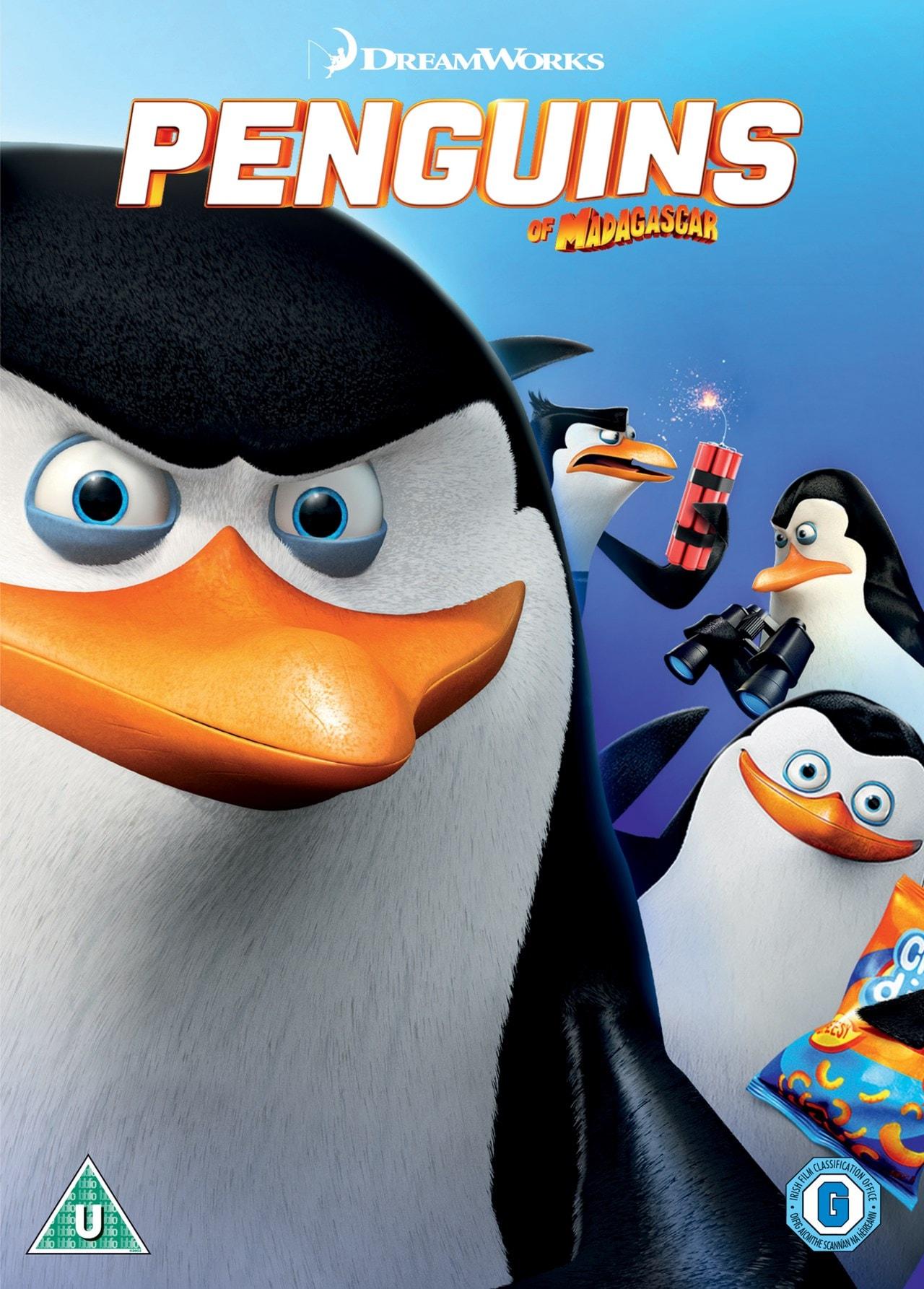 Penguins of Madagascar - 1