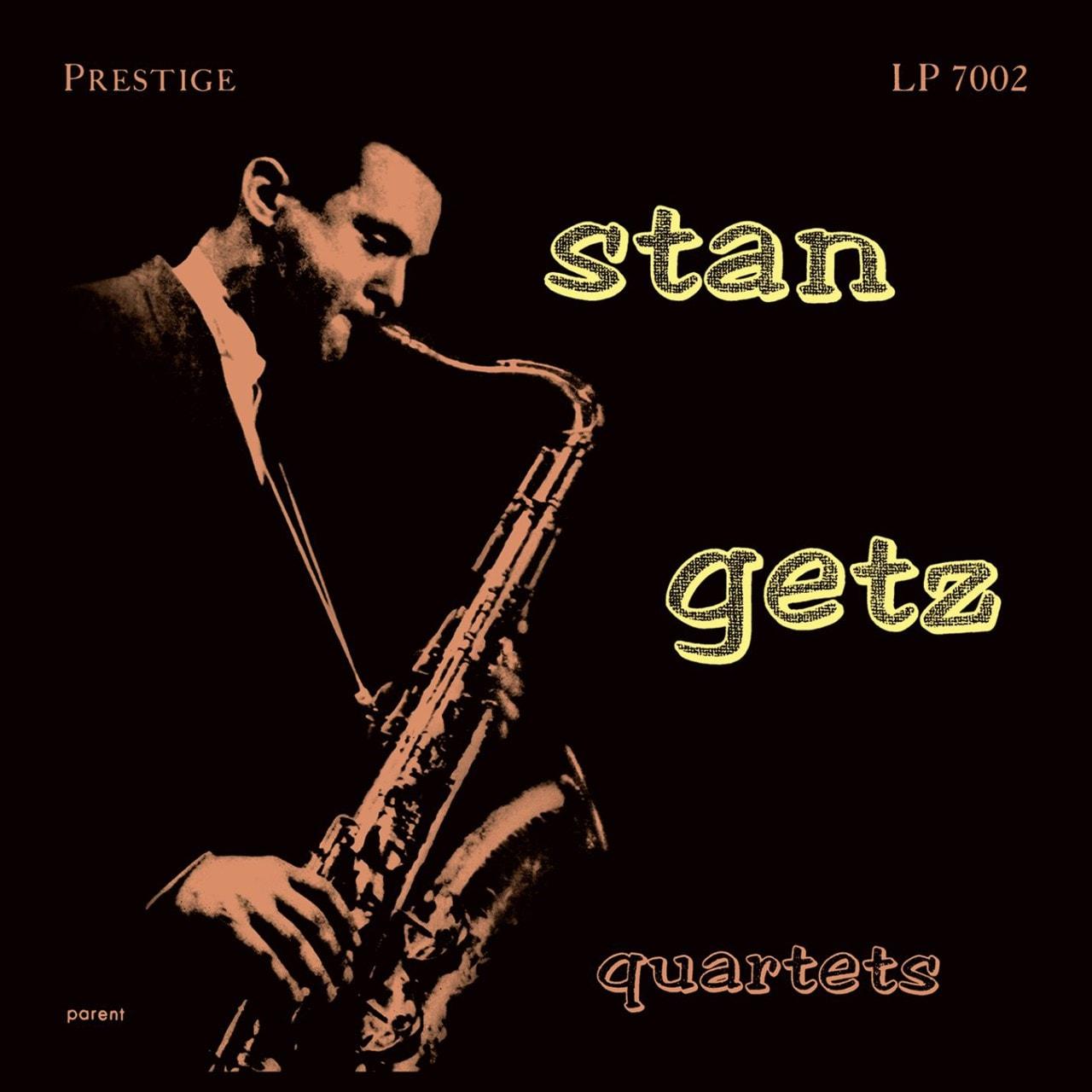 Stan Getz Quartets - 1