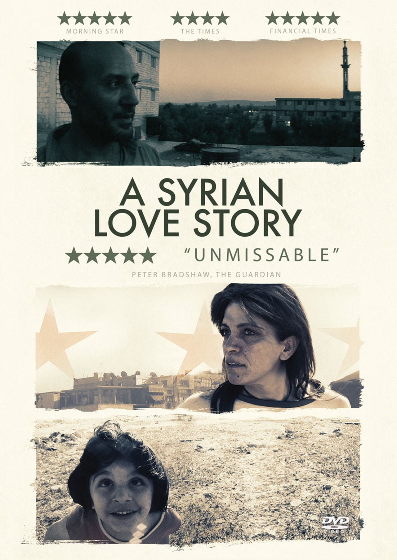 A Syrian Love Story - 1