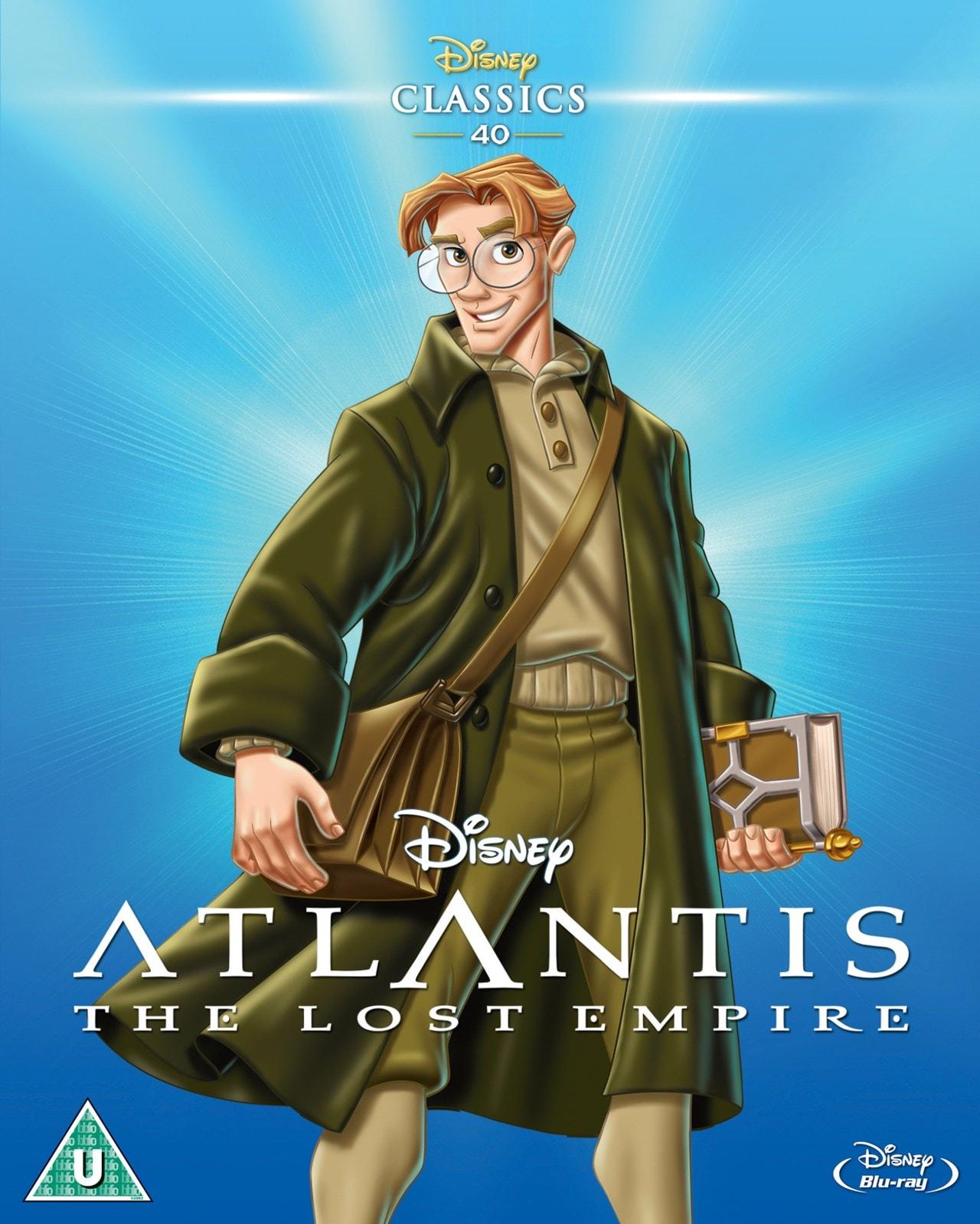 Atlantis - The Lost Empire - 1