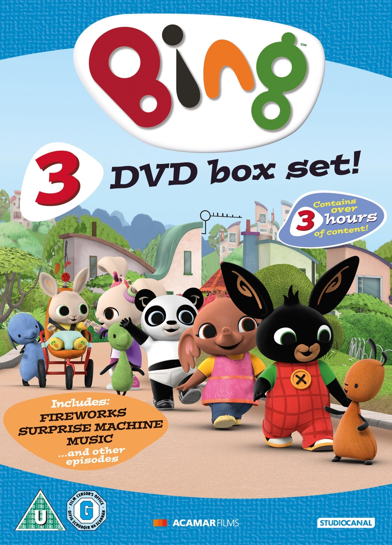 Bing Triple Collection - 1