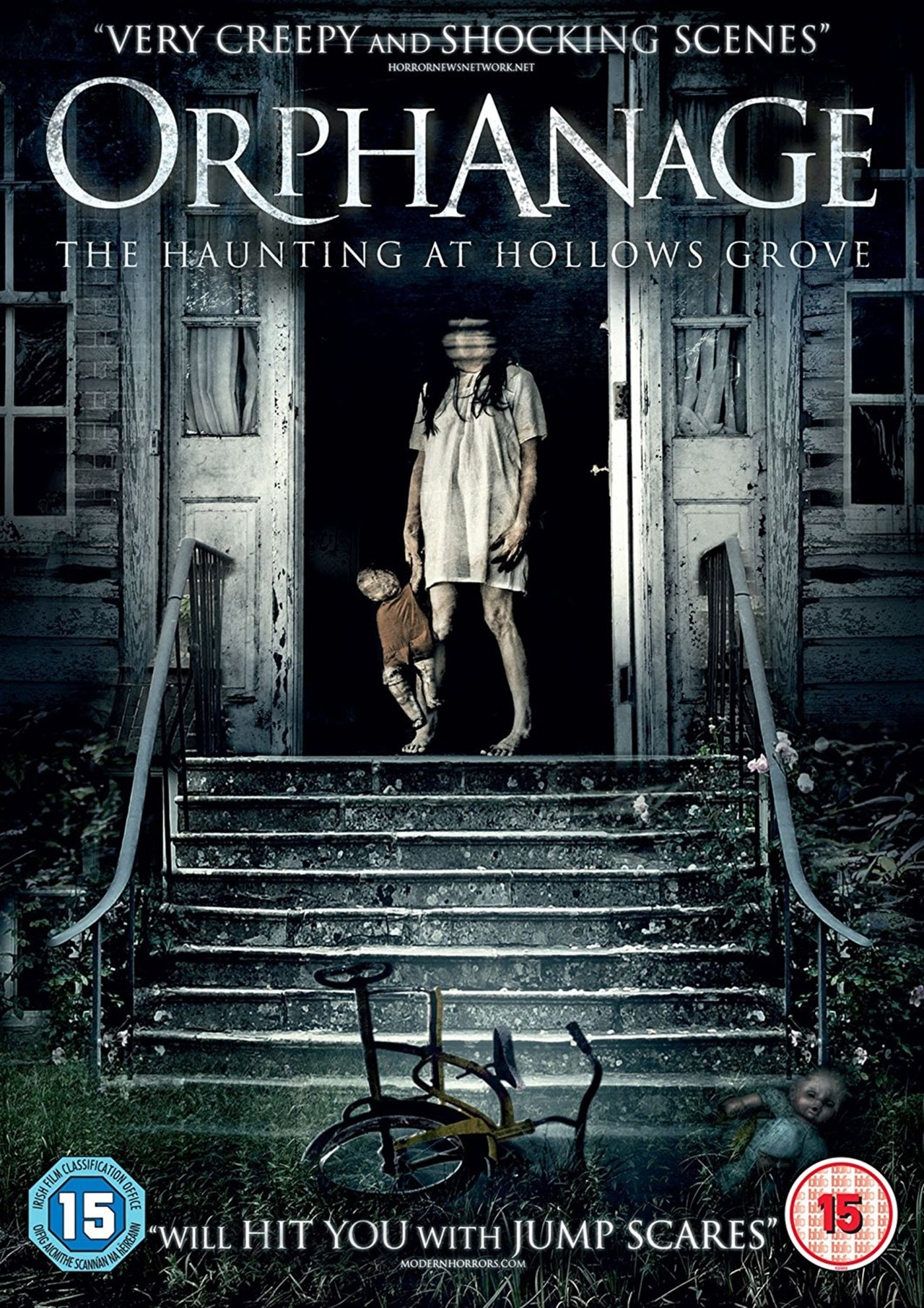 Orphanage - The  Haunting - 1