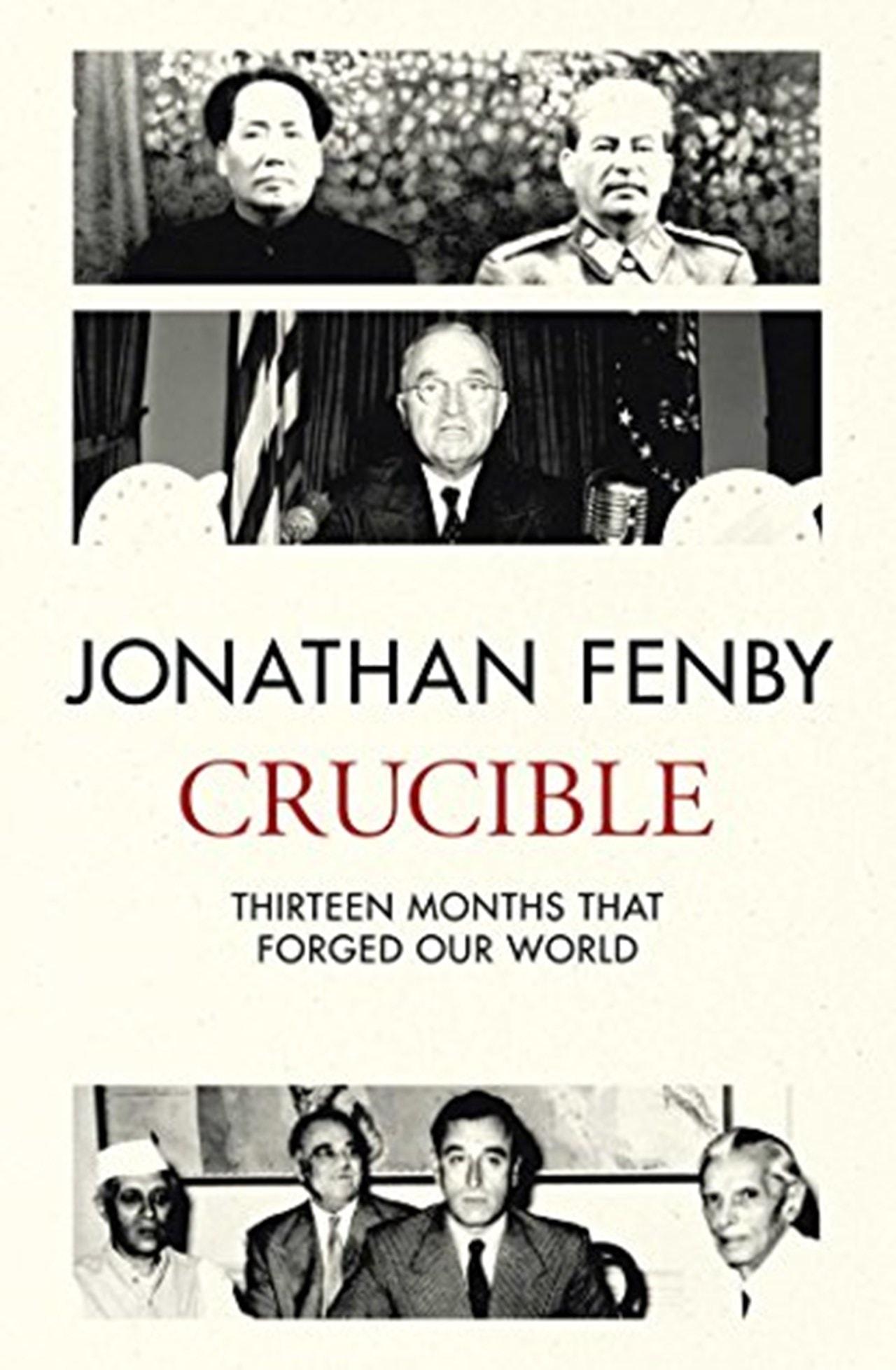 The Crucible - 1