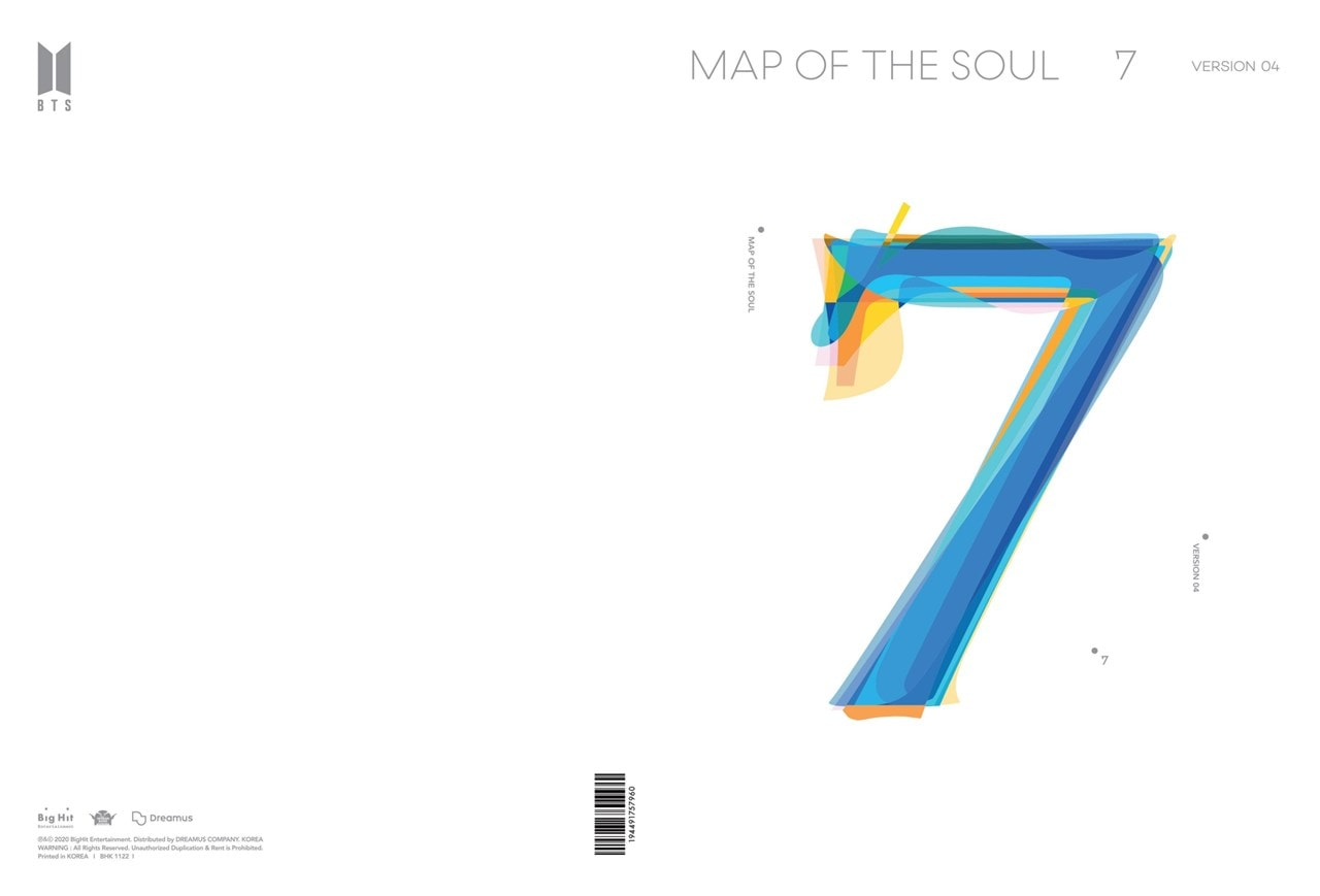 MAP OF THE SOUL: 7 (Version 4) - 2