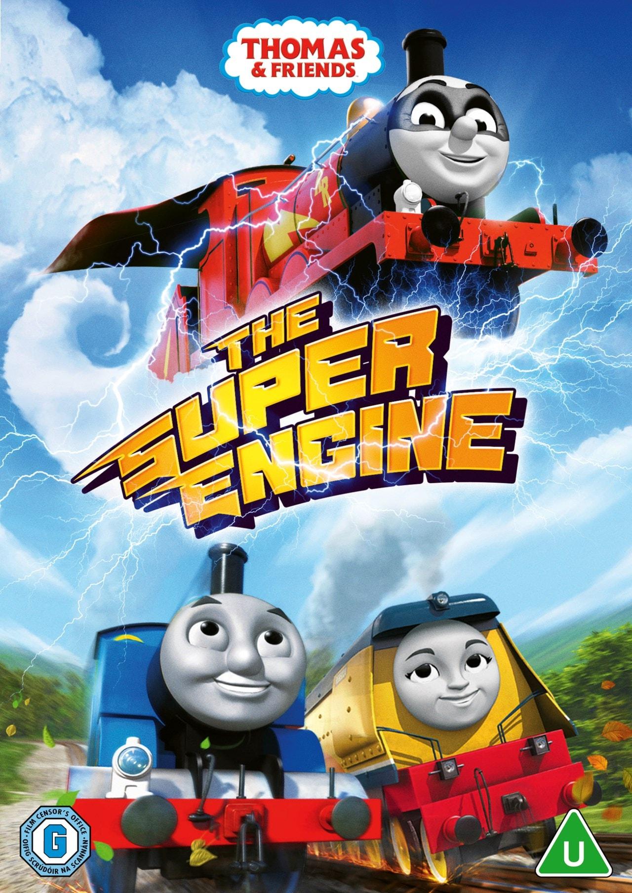 Thomas & Friends: The Super Engine - 1