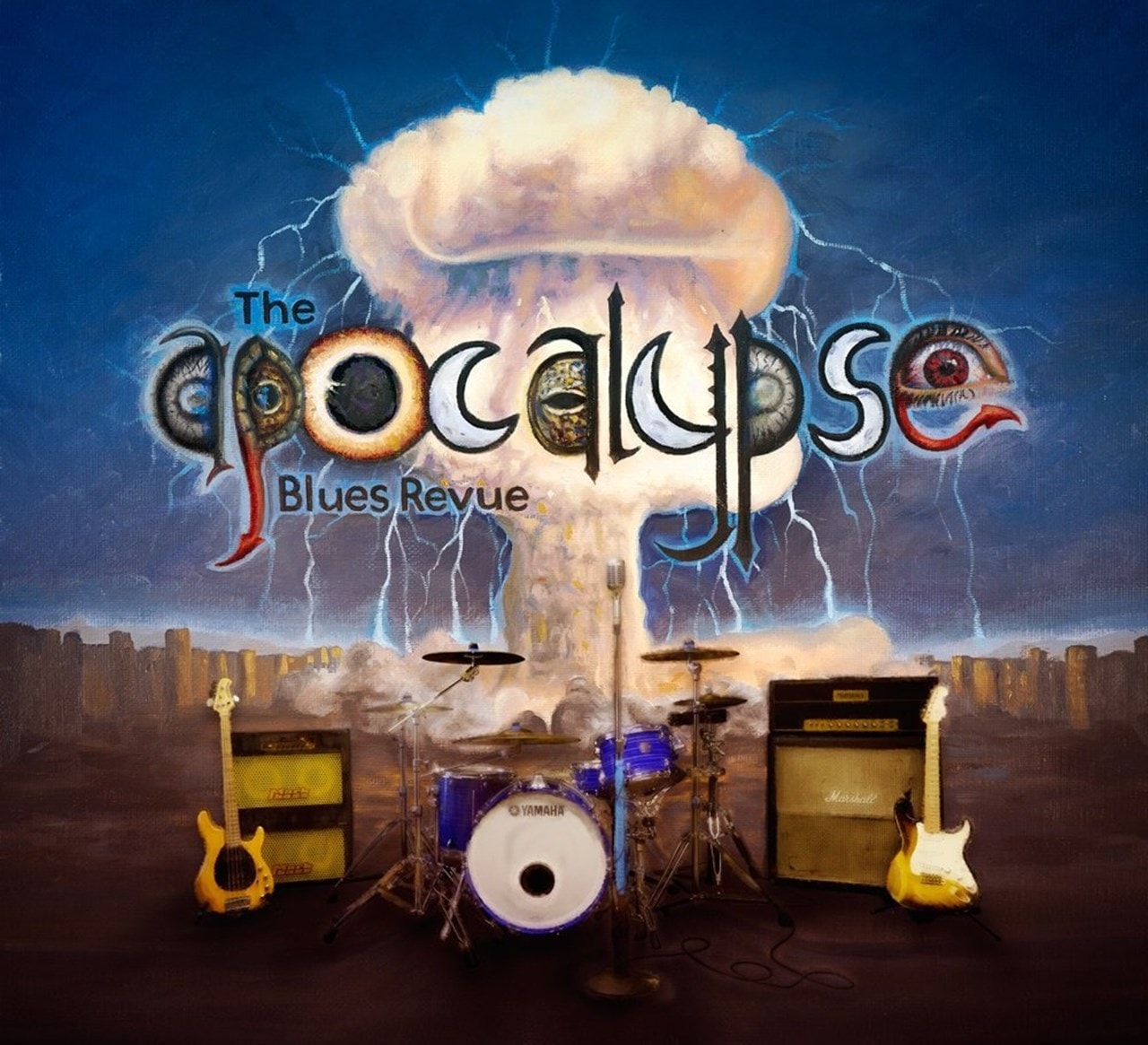 The Apocalypse Blues Revue - 1