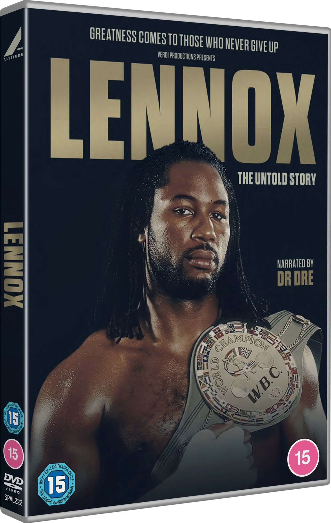 Lennox: The Untold Story - 2