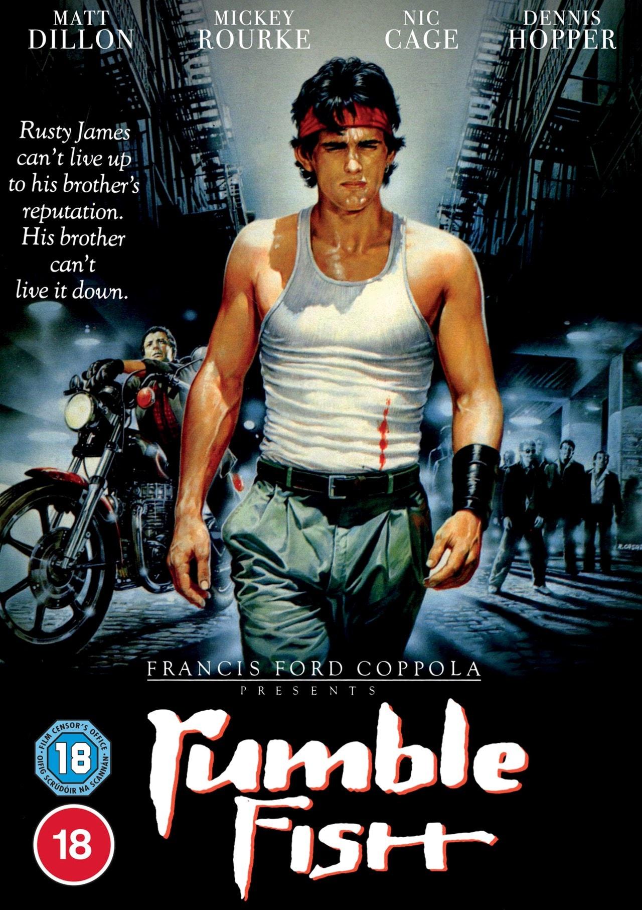 Rumble Fish - 1