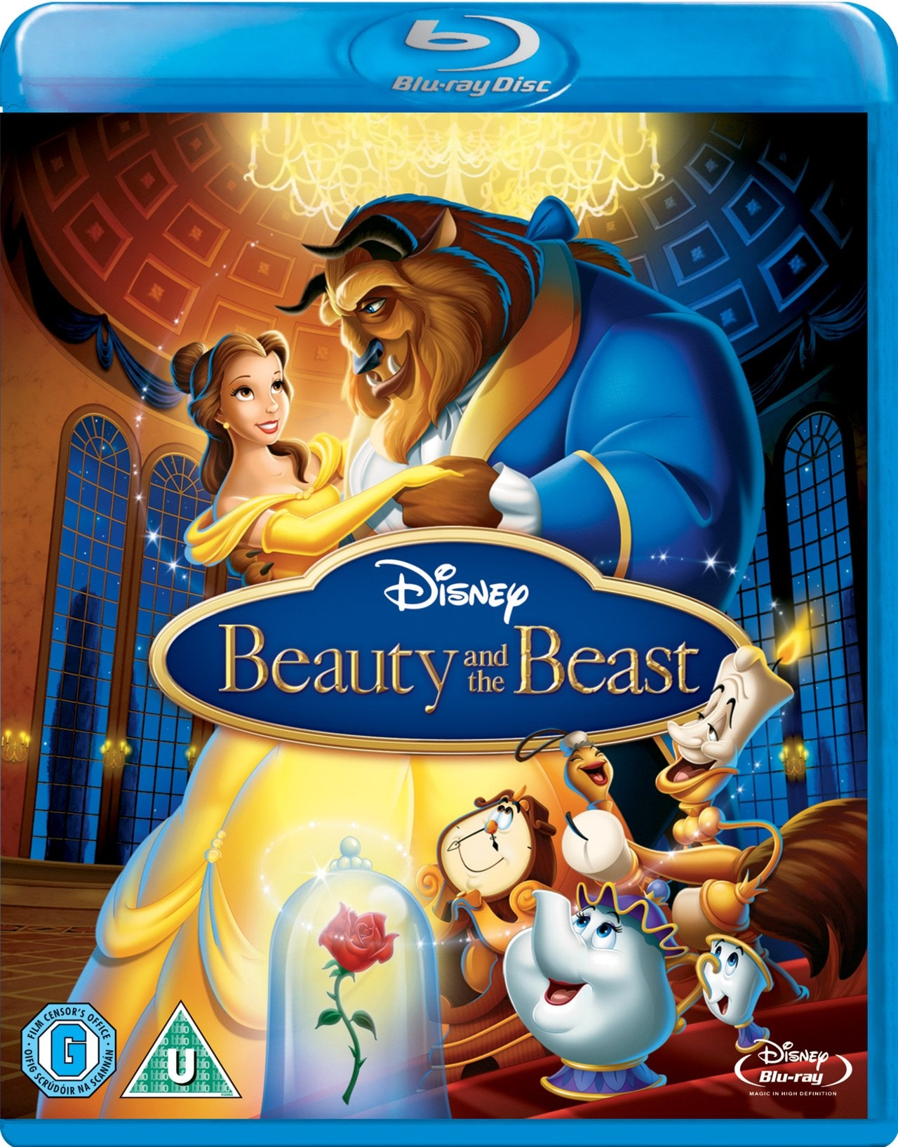 Beauty and the Beast (Disney) - 3
