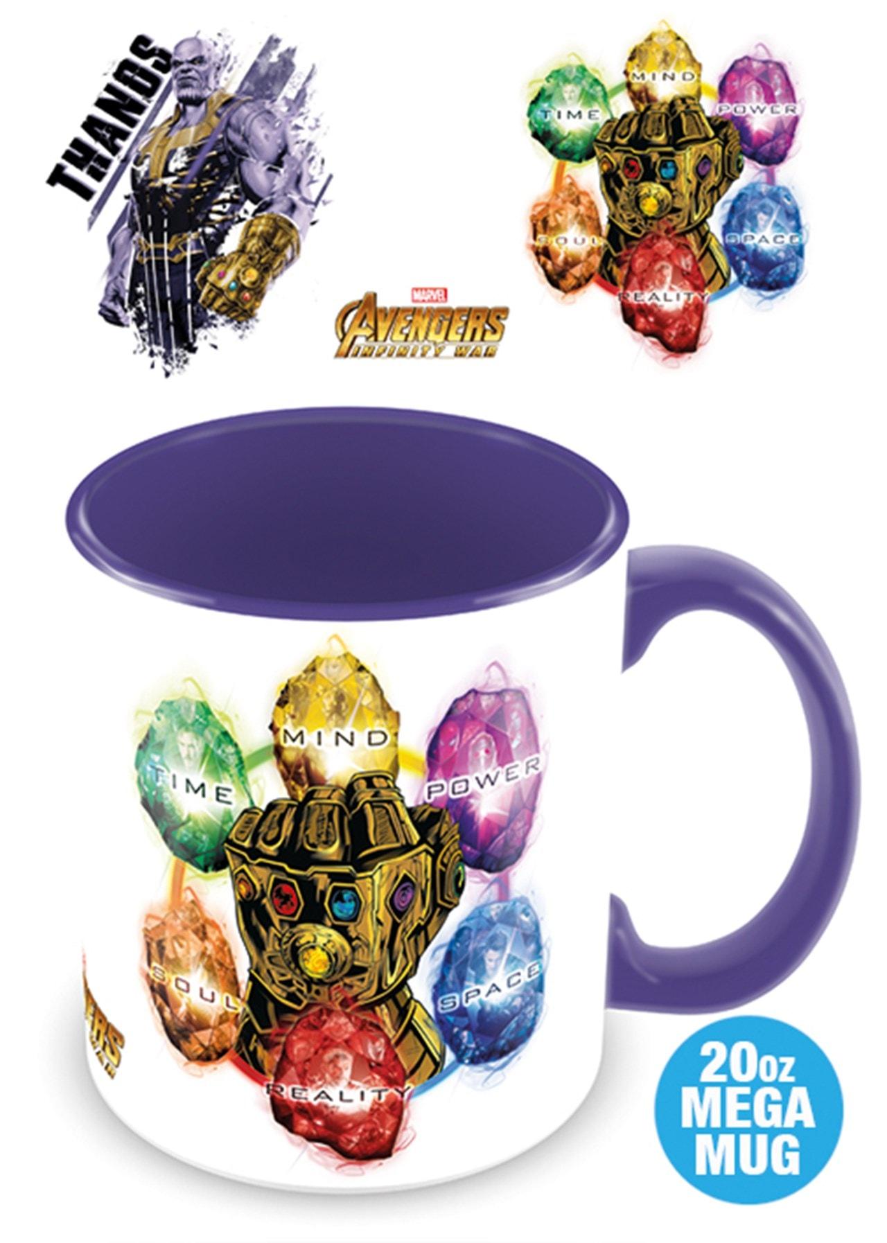 Mega Mug: Avengers: Infinity War: Thanos - 1