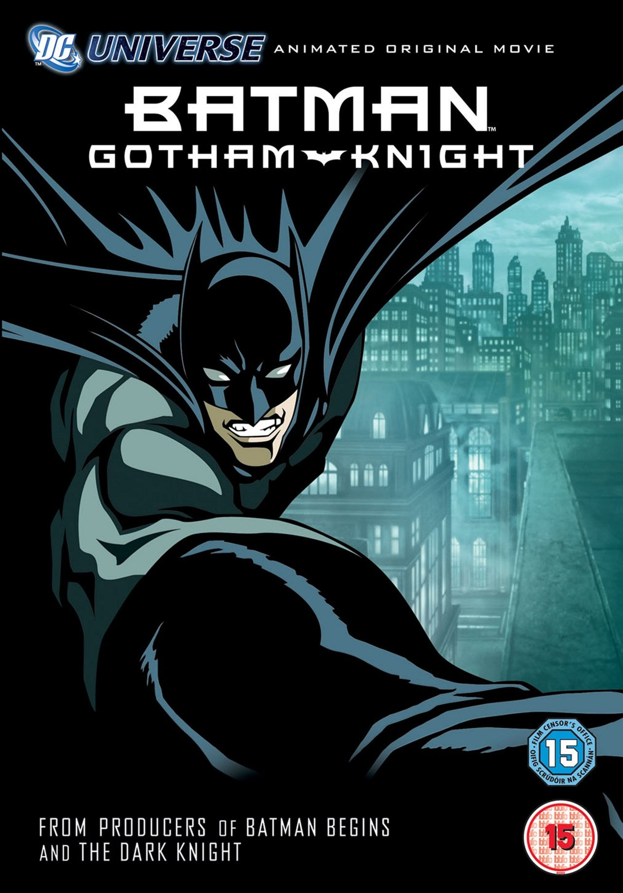Batman: Gotham Knight - 1