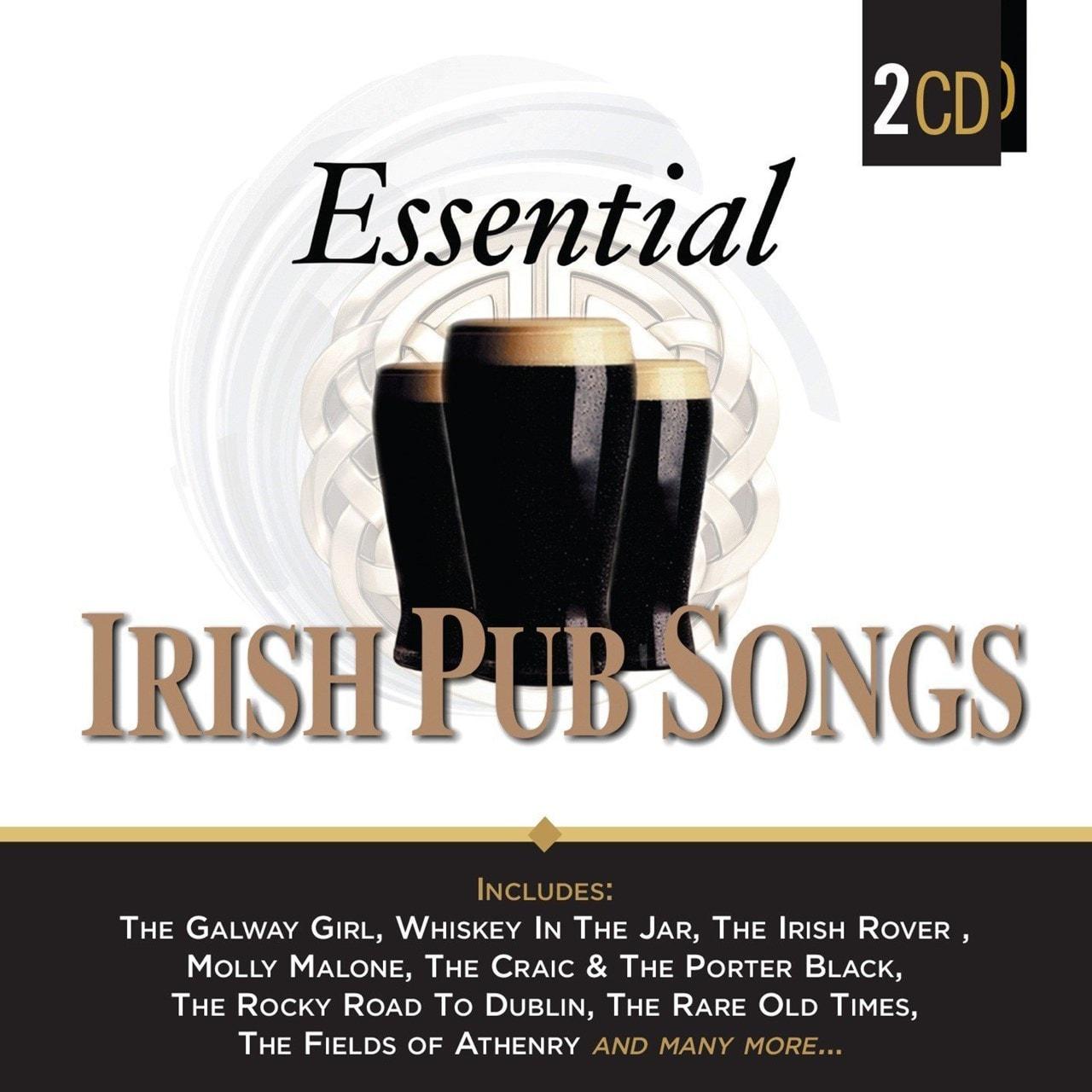 Essential Irish Pub Songs - 1
