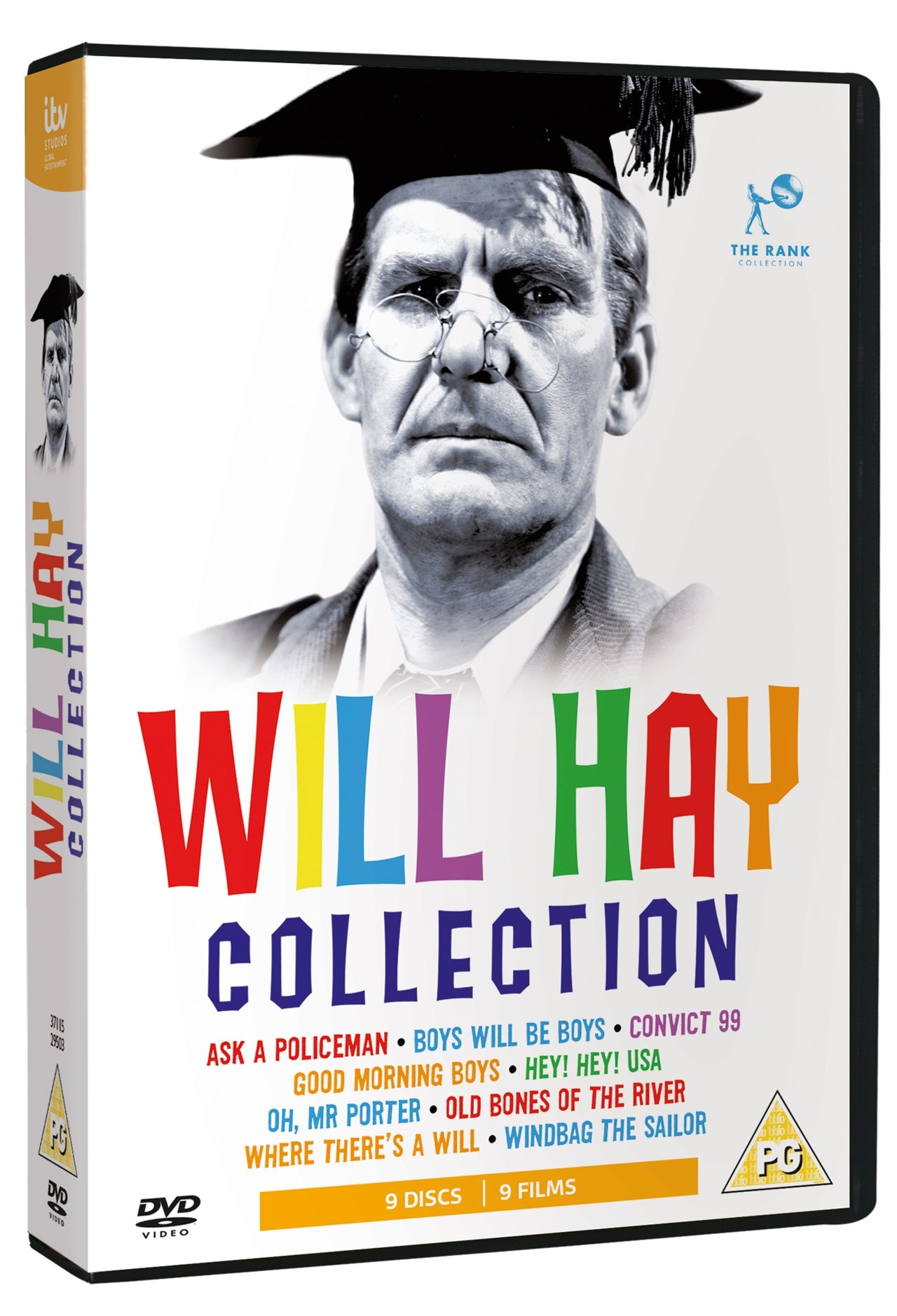 Will Hay Collection - 2
