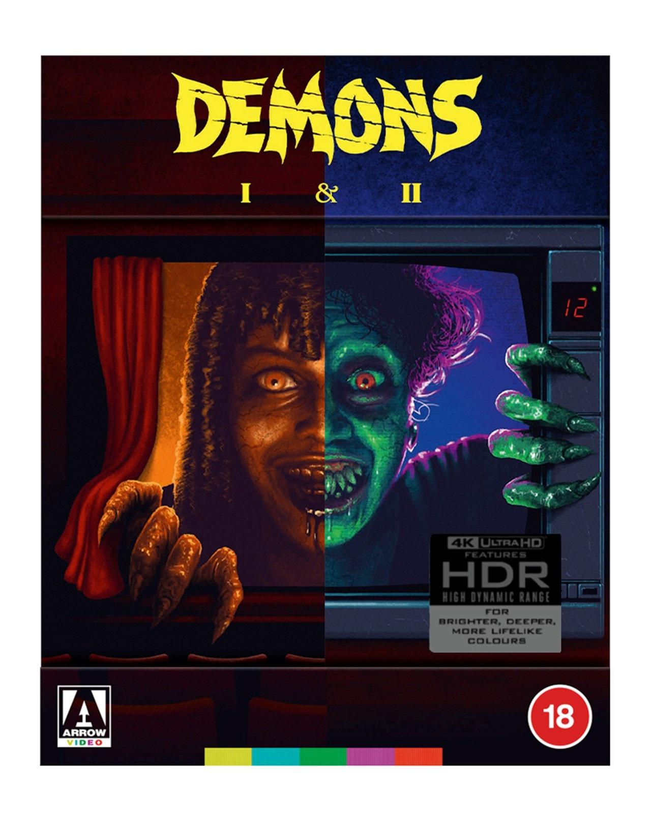 Demons/Demons 2 - 2