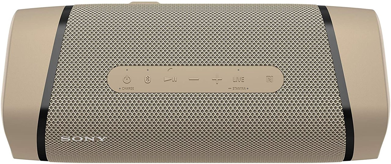 Sony SRSXB33 Cream Bluetooth Speaker - 4