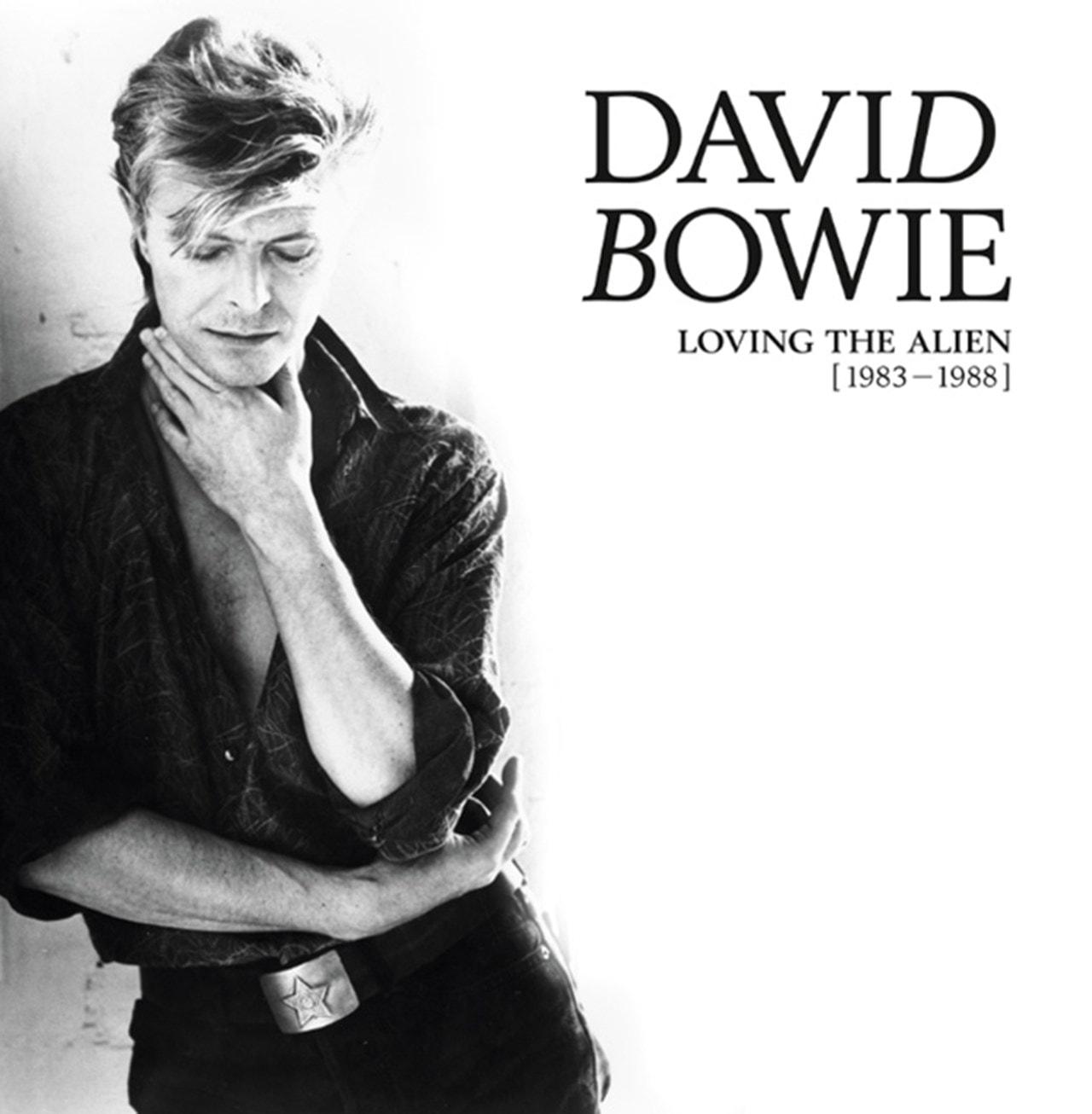 Loving the Alien 1983-1988 - 1