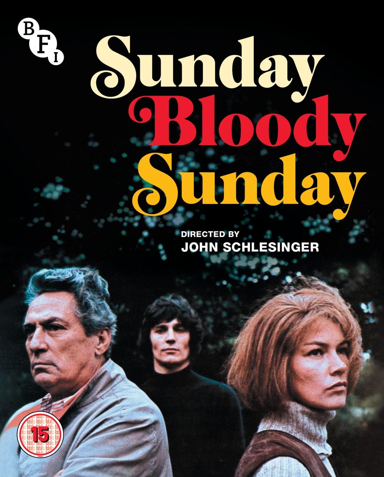 Sunday Bloody Sunday - 1