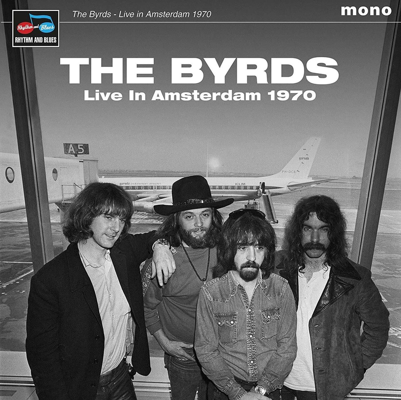 Live in Amsterdam 1970 - 1