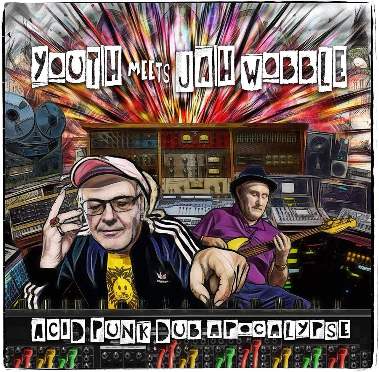 Acid Punk Dub Apocalypse - 1