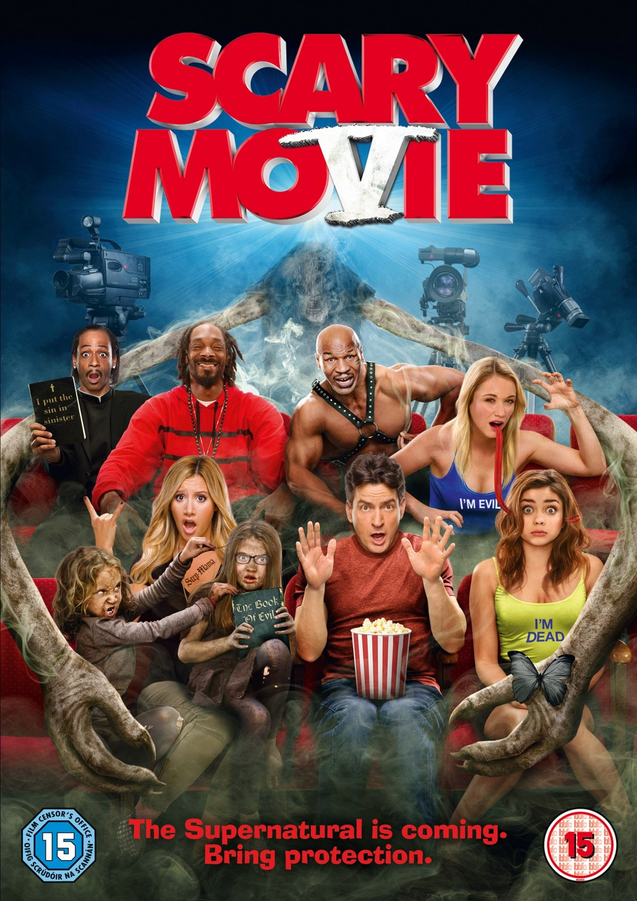 Scary Movie 5 - 1