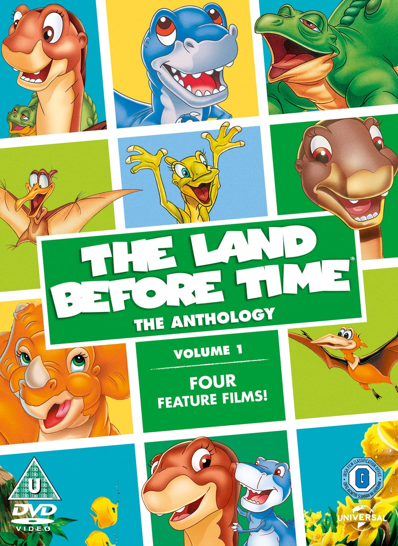 The Land Before Time: The Anthology - Volume 1 - 1