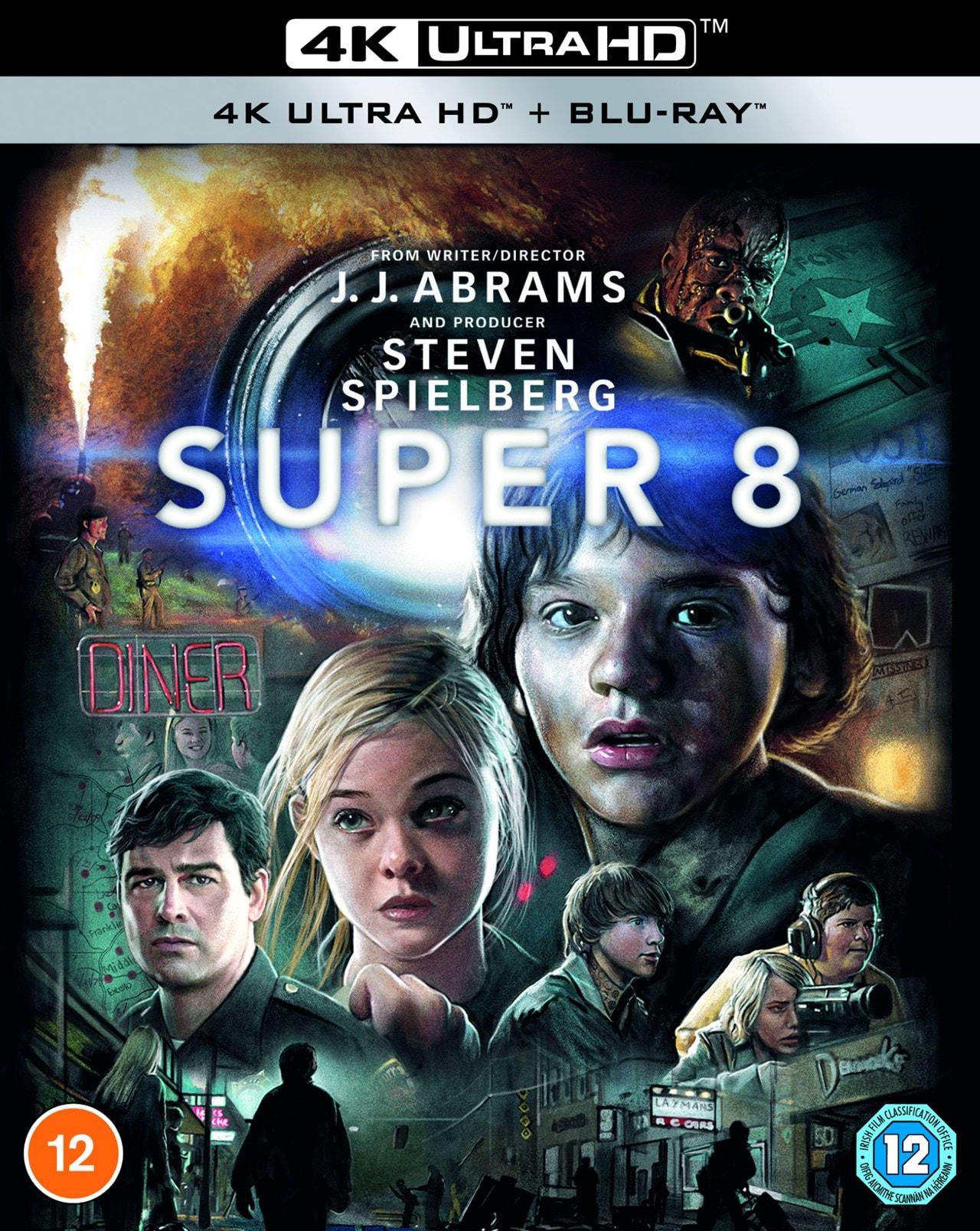 Super 8 - 1