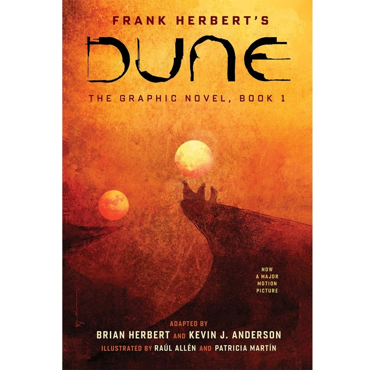 Dune: The Graphic Novel,  Book 1 - 1
