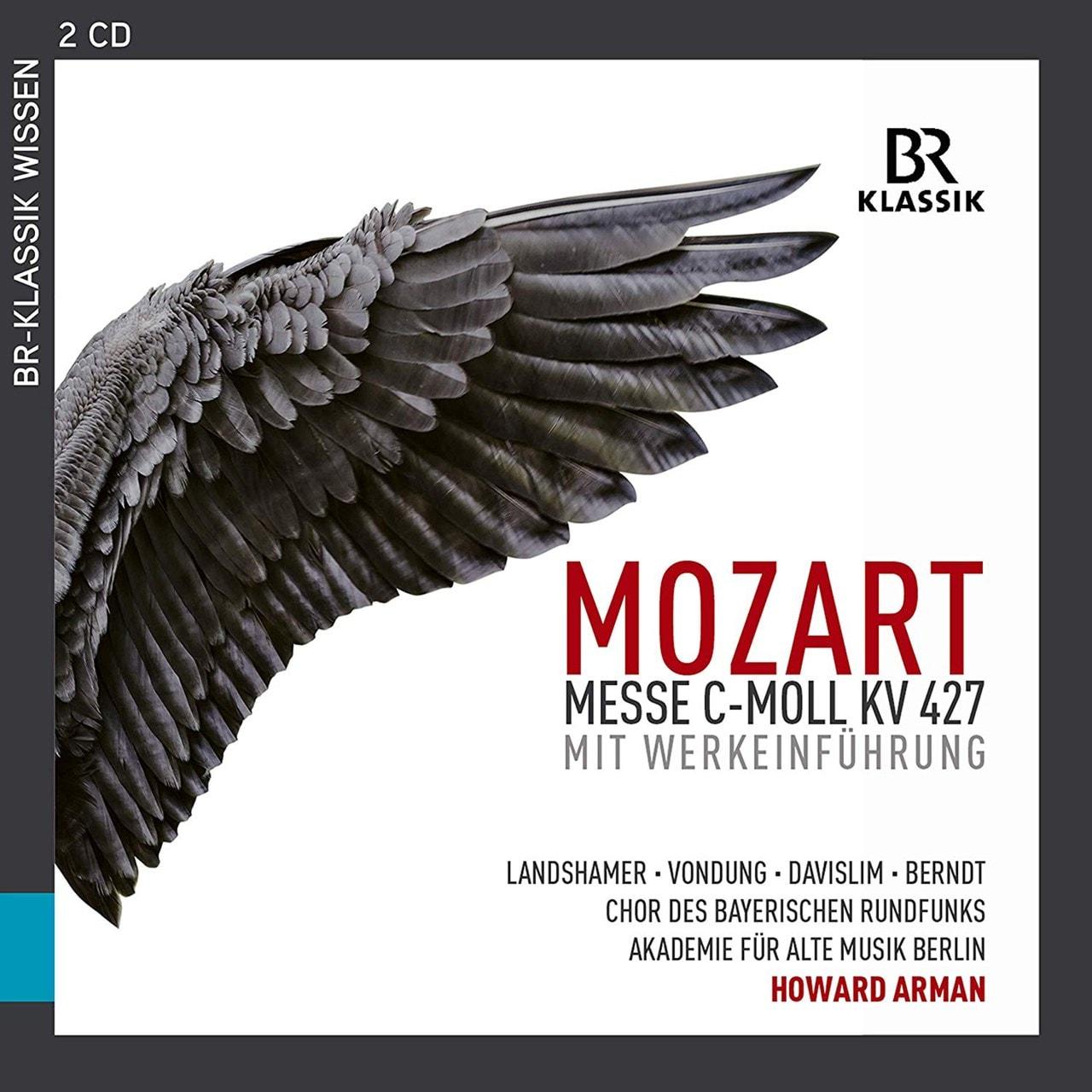 Mozart: Messe C-moll KV427/Mit Werkeinfuhrung - 1