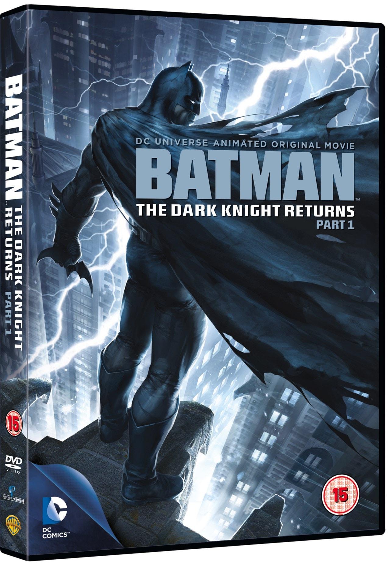 Batman: The Dark Knight Returns - Part 1 (hmv Exclusive) - 2