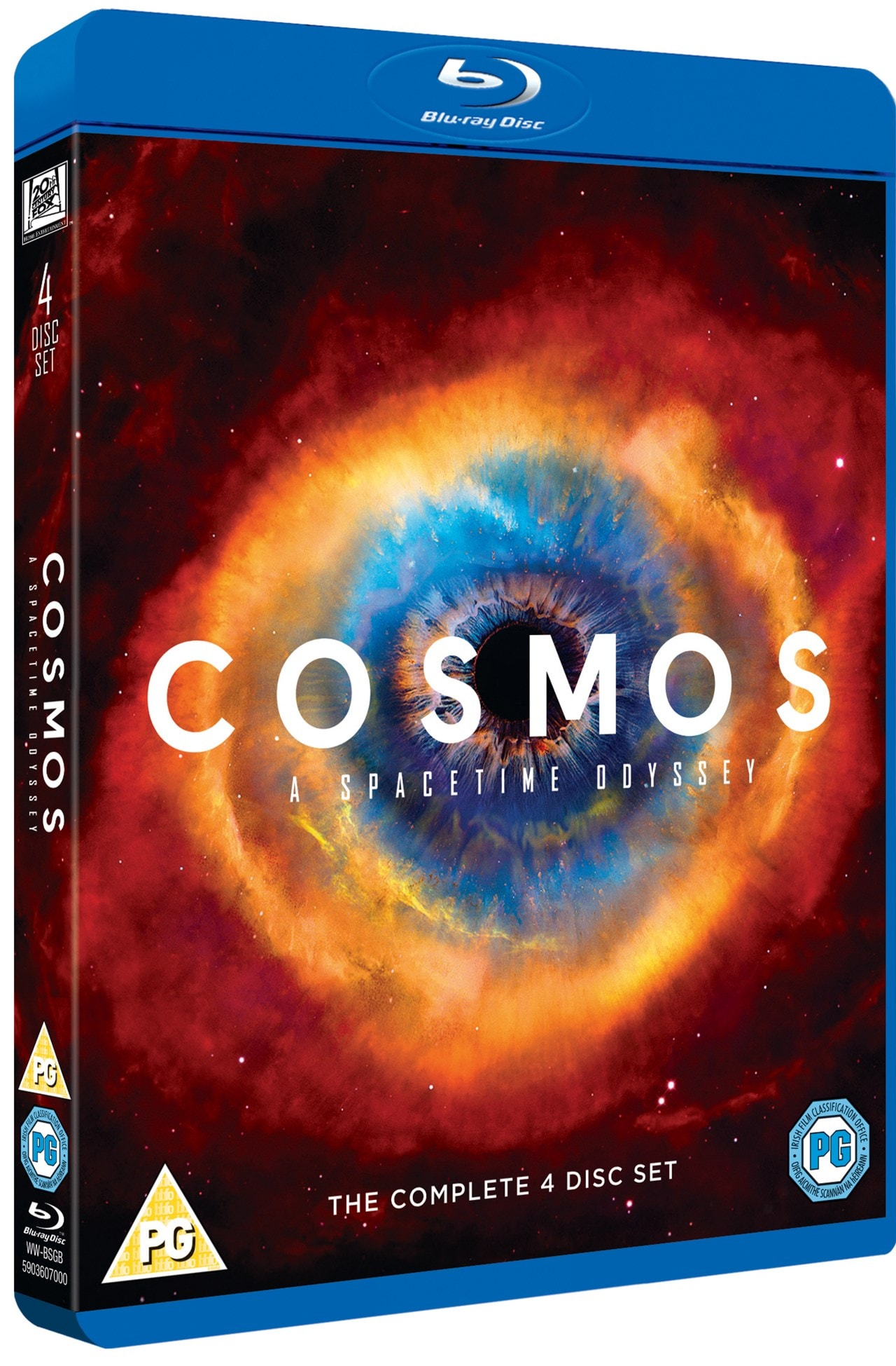 Cosmos - A Spacetime Odyssey: Season One - 2