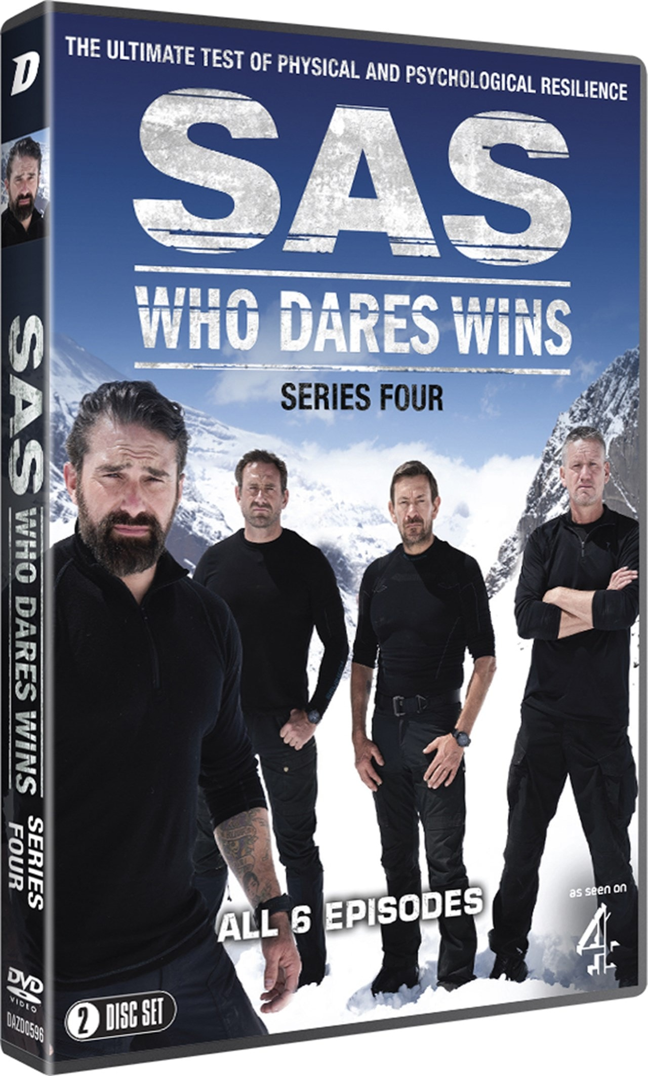 SAS: Who Dares Wins: Series Four - 2