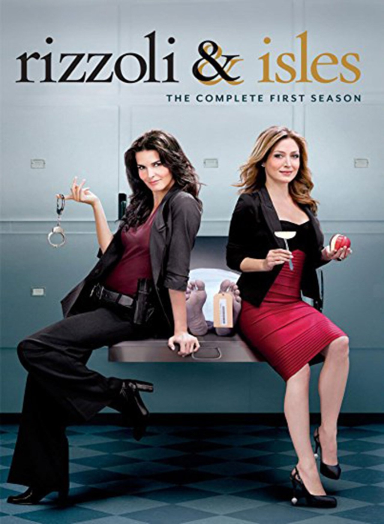 Rizzoli & Isles: The Complete First Season - 1
