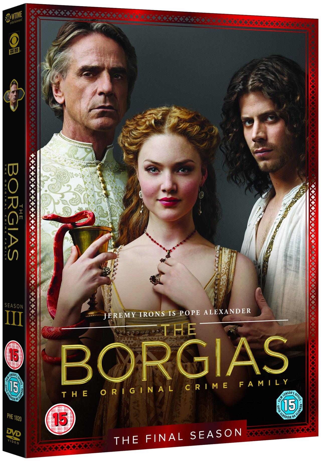 The Borgias: Season 3 - 2