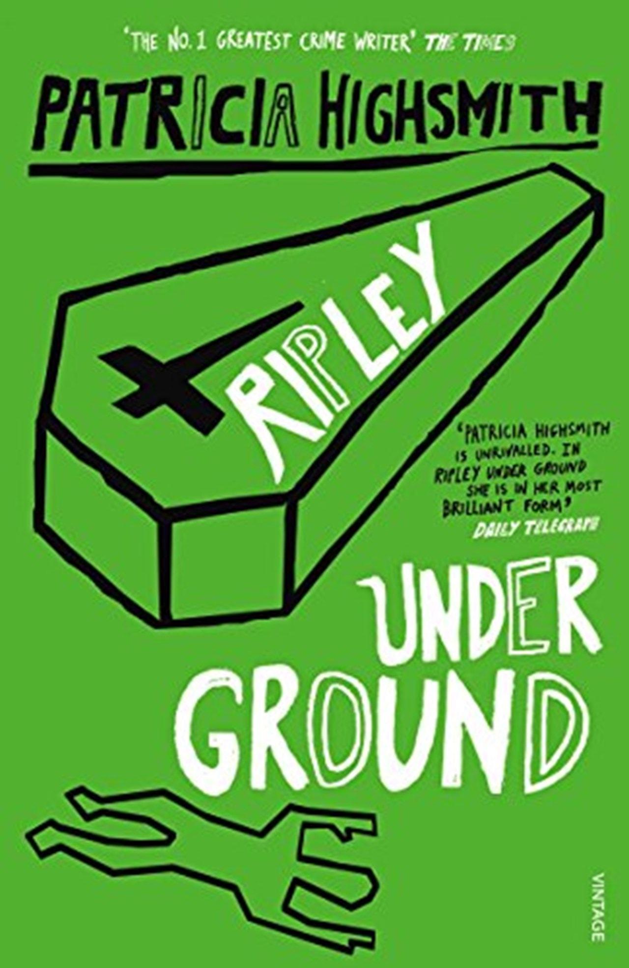 Ripley Under Ground - 1