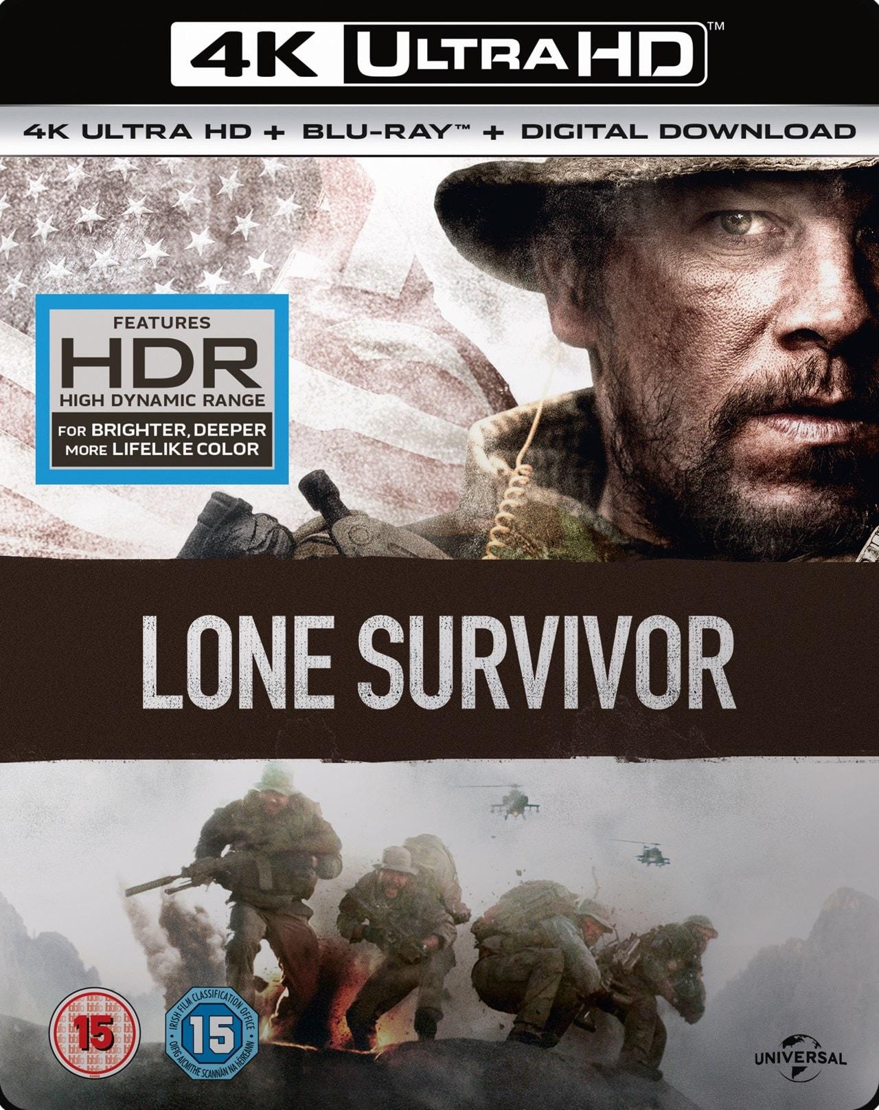 Lone Survivor - 1