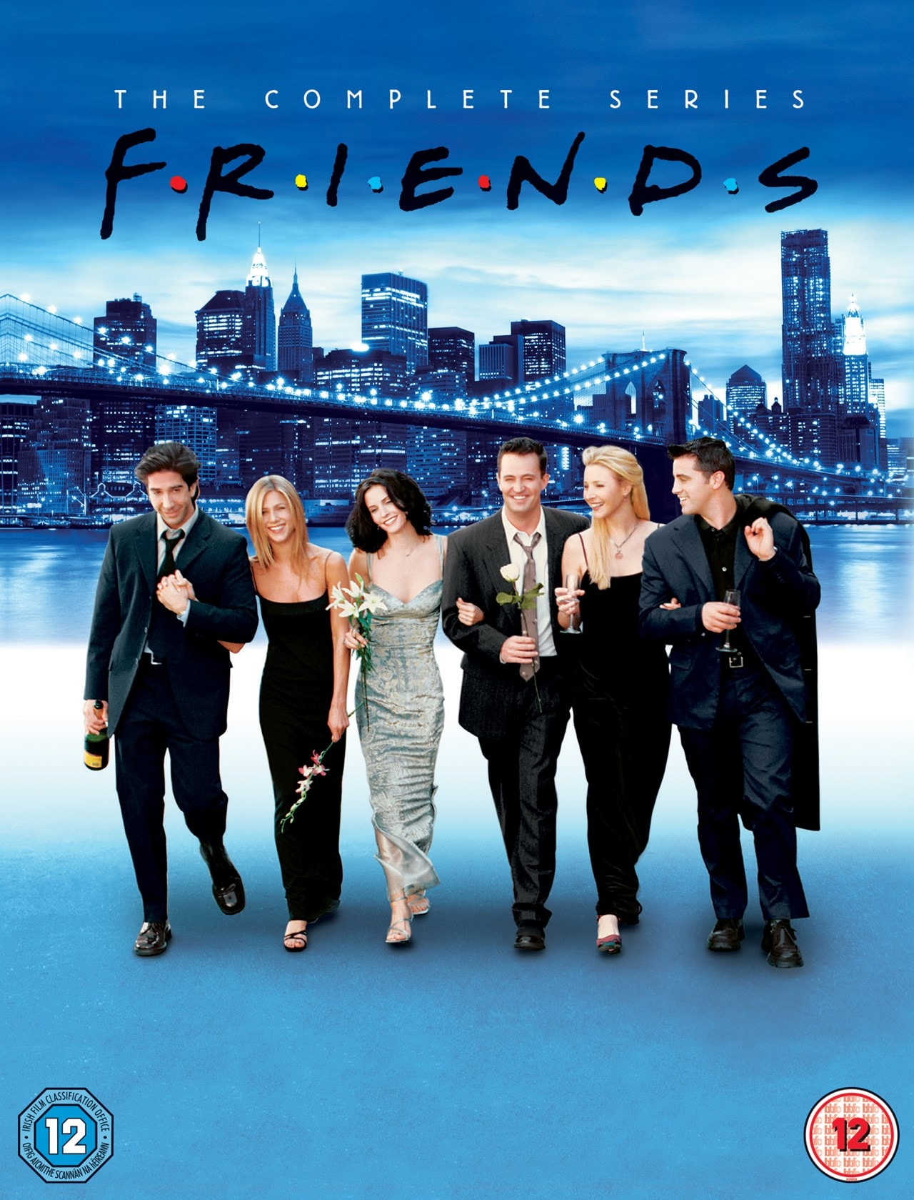 Friends: The Complete Series - 1