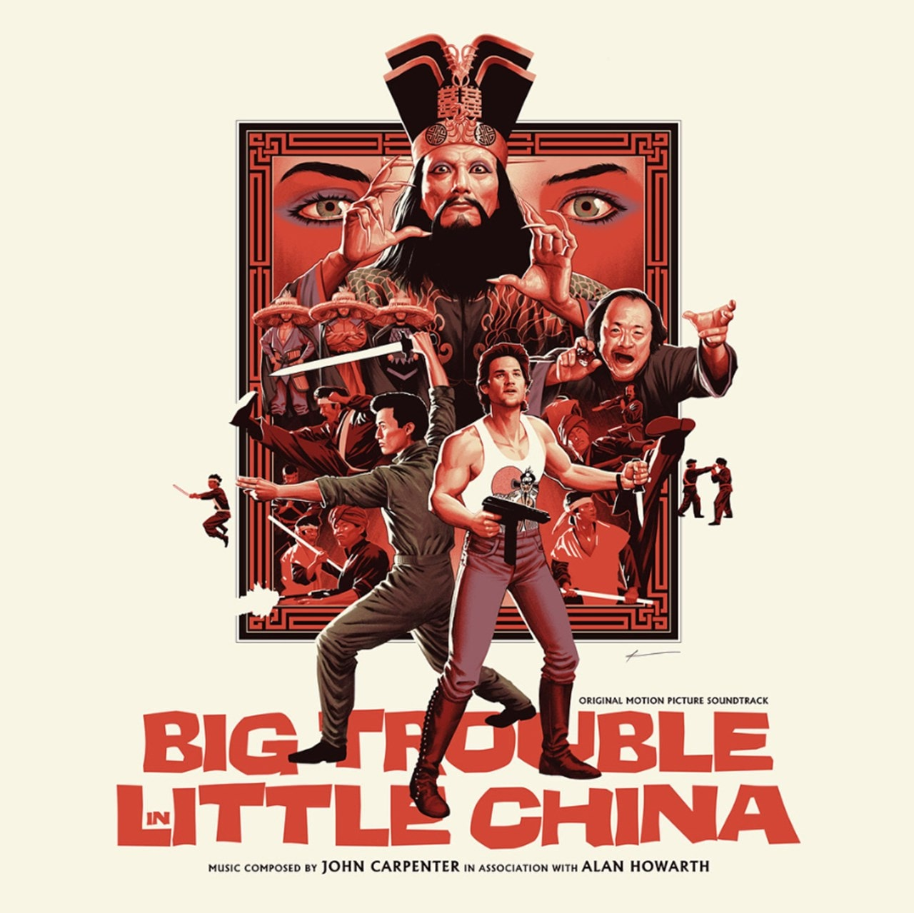 Big Trouble in Little China - 1