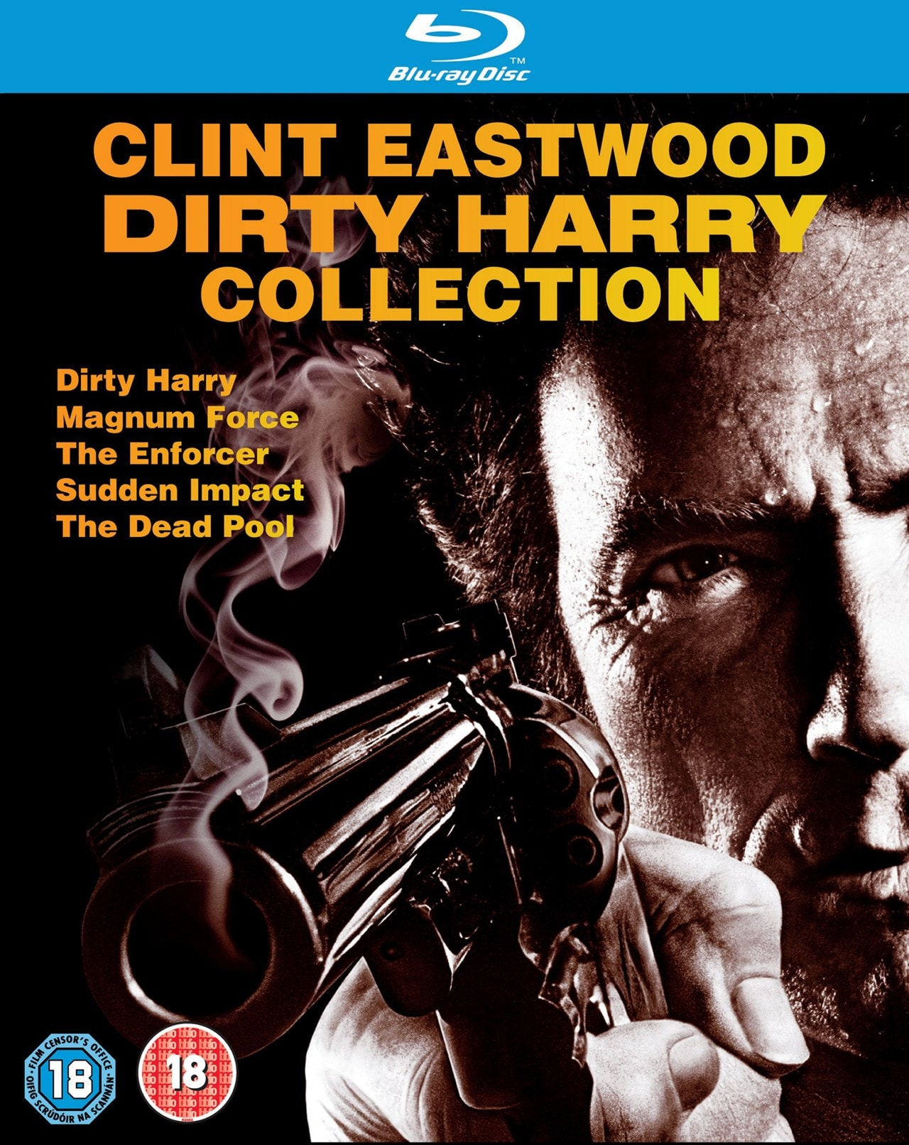 Dirty Harry Collection - 1